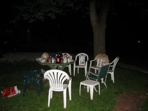 Party vorbei, Zeit für sich? (Foto: Fuckermothers)