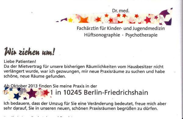 Umzug_Kinderärztin_2013